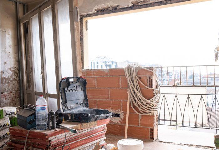 001 slider reforma integral vivienda ingrup estudi diseno construccion granollers barcelona obra reforma derribo de paredes cocina comedor espacio diafano