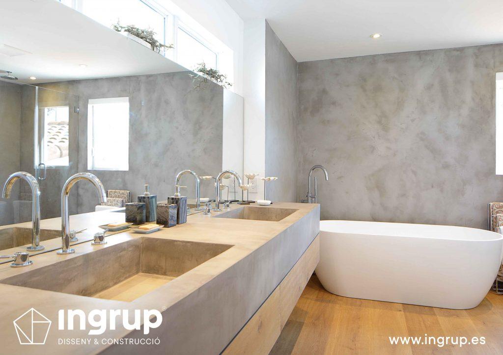 microcemento-suelo-paredes-aplicacion-pavimento-decorativo-ingrup-estudio-diseno-construccion-retail-granollers-barcelona