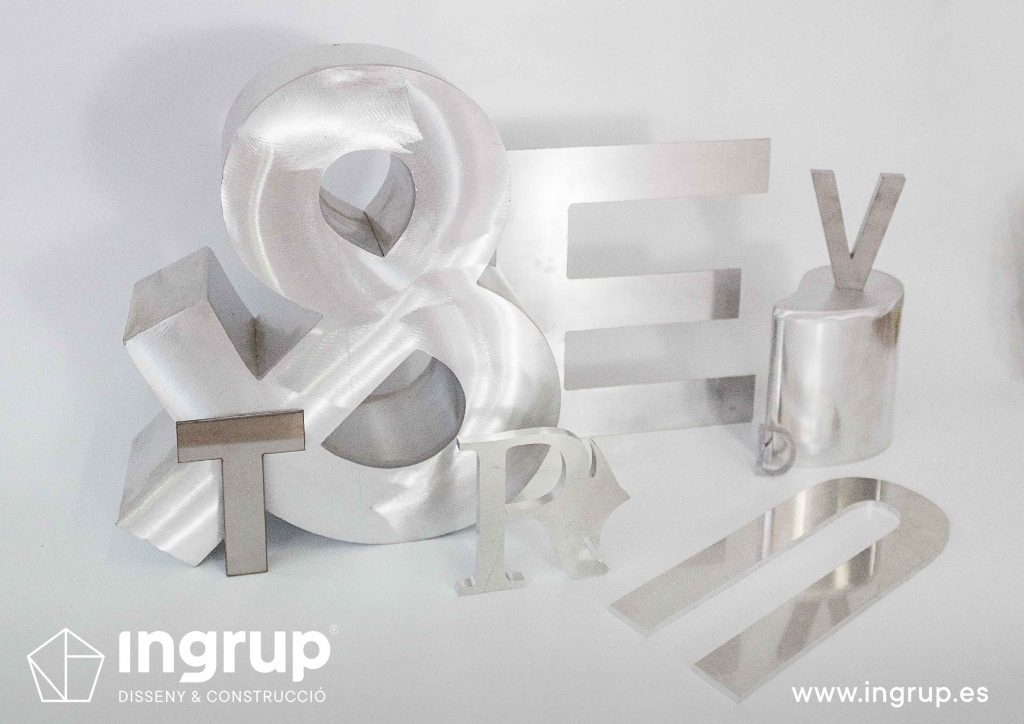 letras-corporeas-fabricacion-aluminio-a-medida-ingrup-estudi-diseno-retail-rotulacion-granollers-barcelona