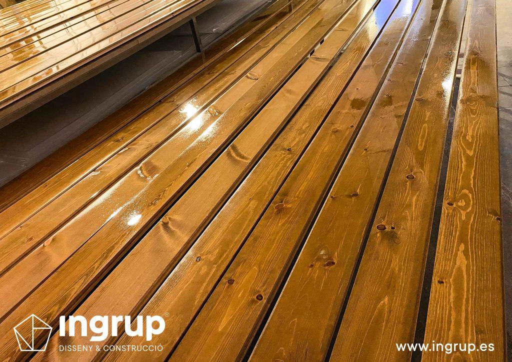 barnizado-madera-hierro-acabado-alta-calidad-proteccion-ingrup-estudi-diseno-construccion-retail-servicios-industriales-pintura-granollers-barcelona