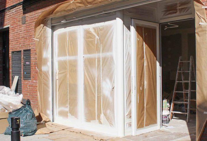 04 slider pintura barnizado fachadas pladur decorativa industrial ingrup estudi granollers diseno construccion retail