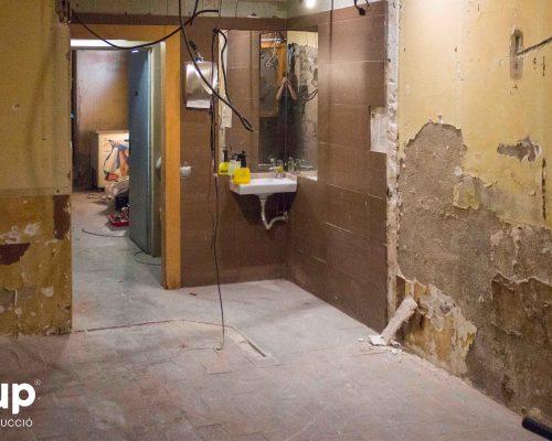 09 la magrana restaurant obra reforma construccion ingrup estudi derribo comedor interior