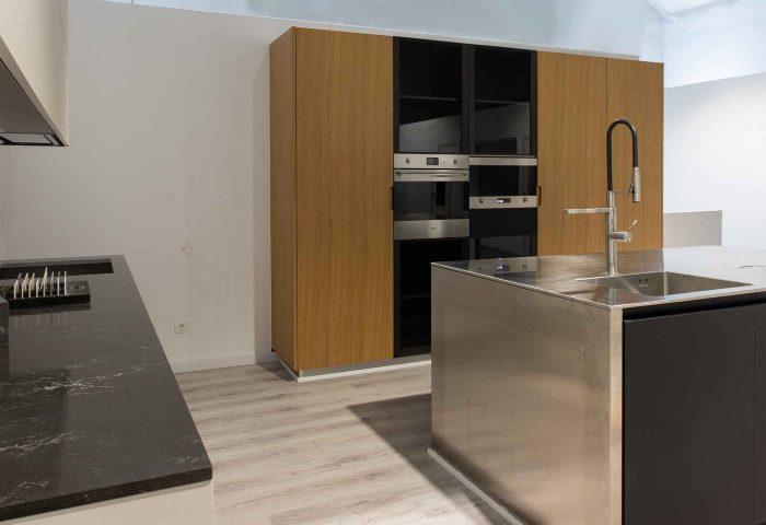 13 slider cuina interiorismo particular viviendas cocina ingrup estudi granollers barcelona diseno construccion retail obra reforma