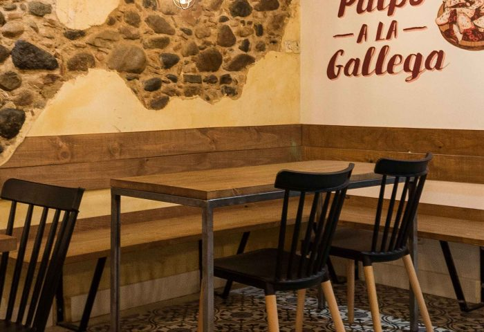 24 diseno mobiliario a medida ingrup estudi granollers barcelona construccion retail madera estructura hosteleria comercial sillas mesas taburetes barras mostradores stands