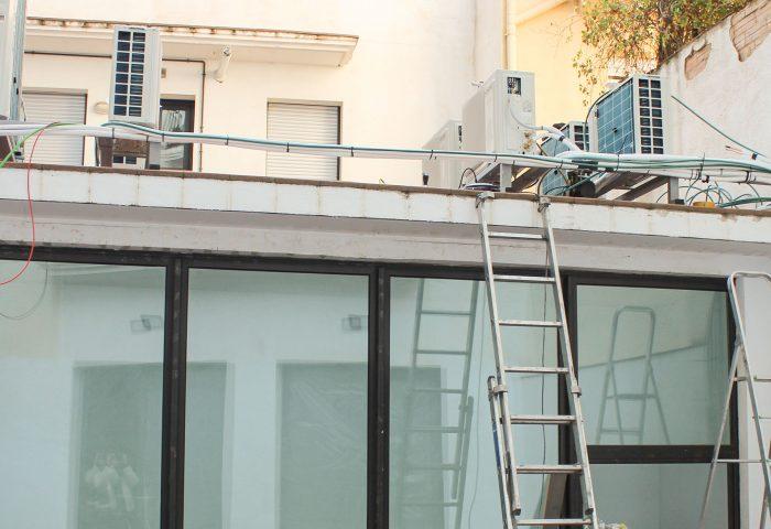 38 slider servicio instalaciones agua luz climatización lampisteria fontaneria electricidad alta baja tension desagues ingrup estudi granollers barcelona diseno construccion retail
