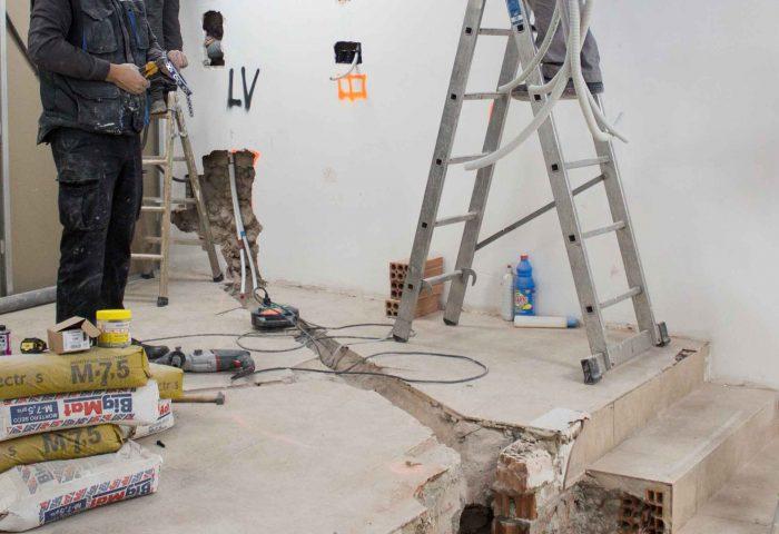 41 slider servicio instalaciones agua luz climatización lampisteria fontaneria electricidad alta baja tension desagues ingrup estudi granollers barcelona diseno construccion retail