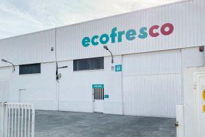 portada rotulacion nave industrial ecofresco ingrup estudi granollers retail pintura mantenimiento letras corporeas logotipo