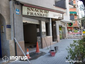 01 antes fachada antigua barjj ingrup estudi diseno construccion retail rotulacion granollers