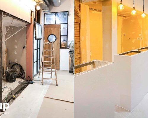 03 derribo muro pladur barra paredes trasdosados estructural ingrup estudi cons
