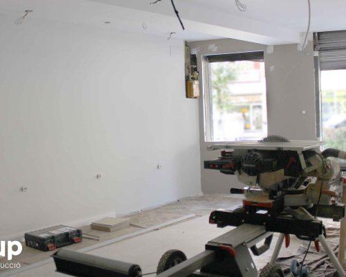 07 alisado paredes pladur pladur trasdosados tabiques hidrofugos ingrup estudi diseno construccion retail granollers barcelona
