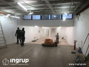 07 antes interior local distribucion zonificacion ingrup estudi diseno construccion retail rotulacion interiorismo granollers barcelona