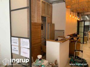 09 antes ingrup estudi diseno construccion retail obra reforma granollers barcelona