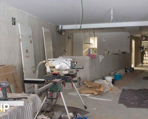 09 proceso construccion local comercial obra reforma enlucido barra instalaciones ingrup estudi diseno construccion retail granollers barcelona