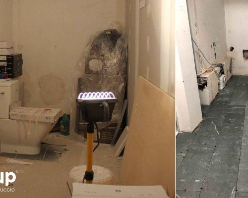 11 instalación sanitario wc lavabo colocacion pavimento gres ceramico porcelanico ingrup estudi estudio diseno construccion retail rotulacion granollers barcelona interiorismo