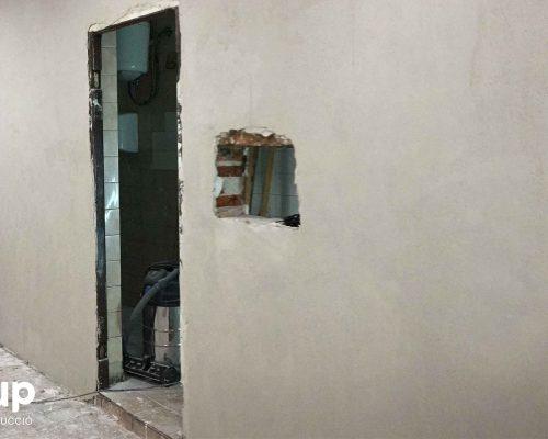009 revestimiento paredes mortero pladur techo continuo instalacion electrica luz pavimentos ingrup estudio diseno construccion retail granollers barcelona