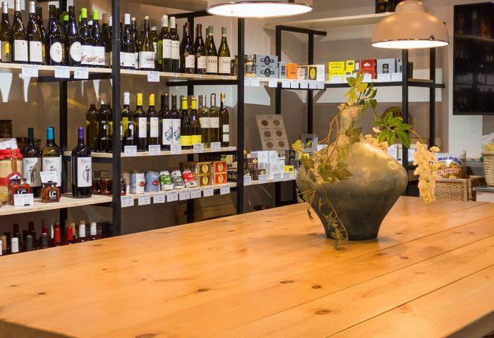 03 sala cata vinos tienda vermuteca reforma integral local comercial vermuteca interiorismo 3d ingrup estudi diseno construccion retail granollers barcelona