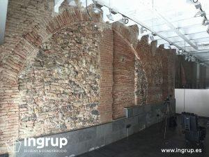 05 antes contrabarra vermuteca reforma integral local comercial vermuteca interiorismo 3d ingrup estudi diseno construccion retail granollers barcelona