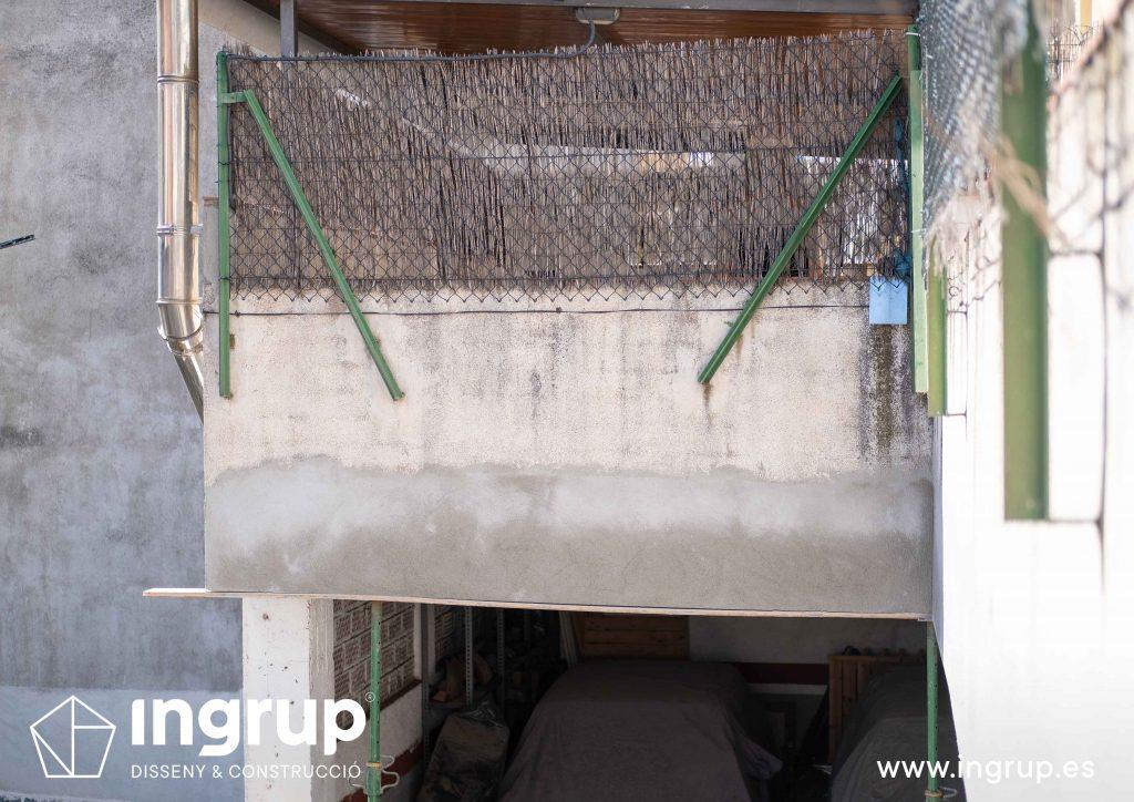 05 mantenimiento comunidad vecinos reparacion grieta escructural grapas revestimiento pintura ingrup estudi diseno construccion retail granollers barcelona
