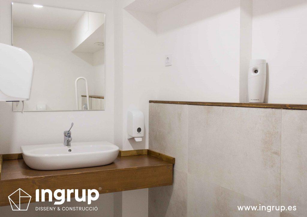 21 baños diseno construccion reforma integral interiorismo ingrup estudio diseno construccion retail granollers barcelona