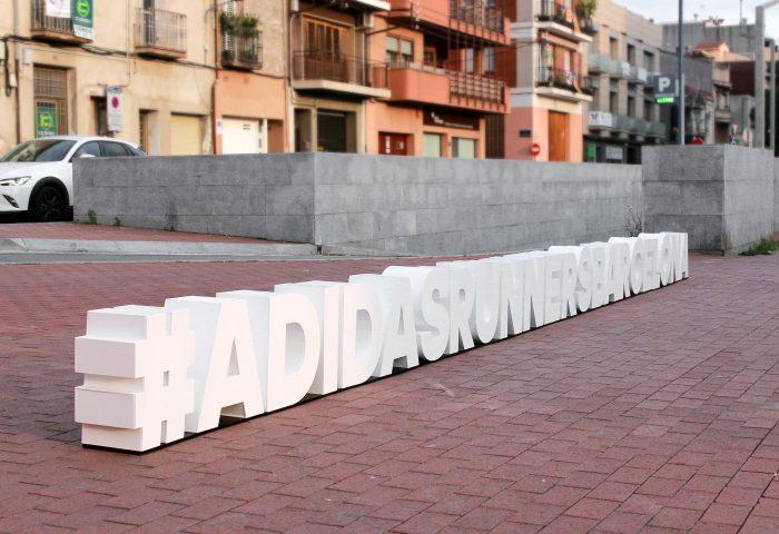 00 portada letras corporeas gran formato pvc ingrup estudio diseno construccion retail granollers barcelona