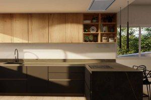 0001 interiorismo render 3d cocina comedor diseno propio integral ingrup estudio diseno construccion retail granollers barcelona