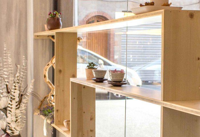 01 slider diseño, obra y reforma de local comercial en granollers. obrador dedicado a la pastelería y dulces japoneses.