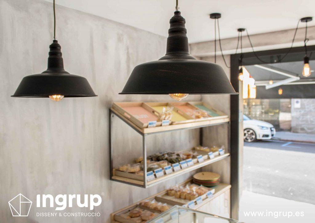 08 iluminacion decoracion led mykoco diseño interiorismo obra reforma local comercial obrador japones dulces ingrup estudio diseno construccion retail granollers barcelona