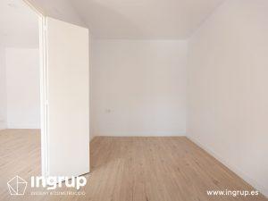 18 despues pintura integral pavimento parquet proceso obra reforma integral piso barcelona interiorismo ingrup estudio diseno construccion retail granollers barcelona